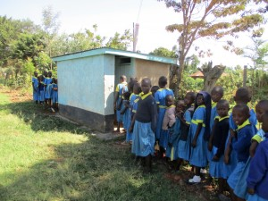 The Water Project : 13-kenya4631-latrines