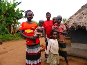 The Water Project : 13-uganda6070-sundays-home