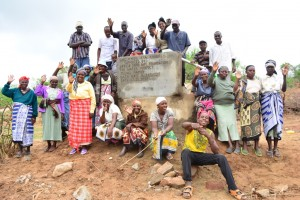 The Water Project : 16-kenya4495-finished-well
