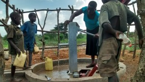 The Water Project : 16-uganda6068-fetching-water