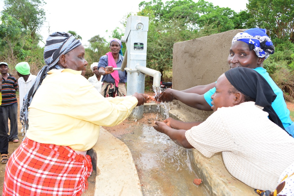 Kyeni kya Karuri New Well Project