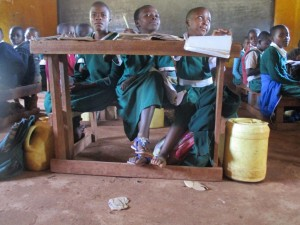 The Water Project : 2-kenya4630-students