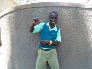 The Water Project : 20-kenya4625-prefect-brian