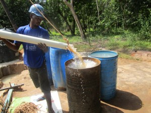 The Water Project : 21-sierraleone5093-drilling
