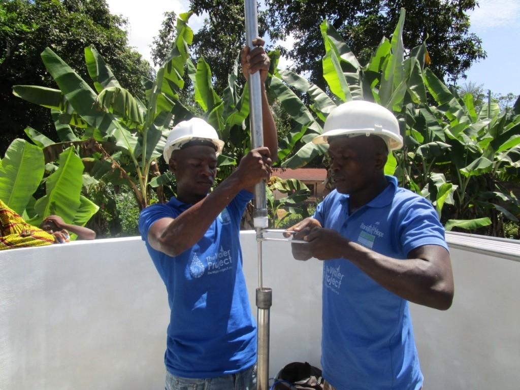 23 sierraleone5090 pump installation