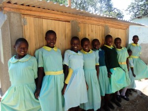 The Water Project : 24-kenya4625-finished-latrines