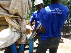 The Water Project : 24-sierraleone5092-drilling