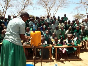 The Water Project : 3-kenya4504-training