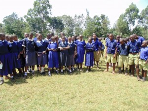 The Water Project : 3-kenya4629-students
