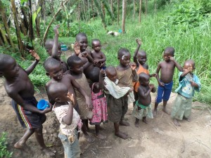 The Water Project : 3-uganda6071-community-children
