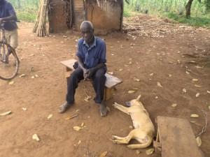 The Water Project : 3-uganda6073-simon-majara