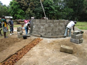 The Water Project : 30-sierraleone5092-well-pad