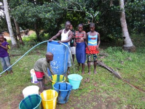 The Water Project : 31-sierraleone5093-drilling