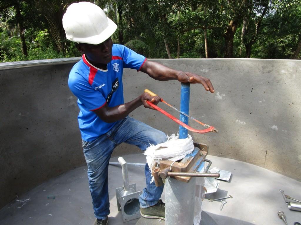 33 sierraleone5093 pump installation