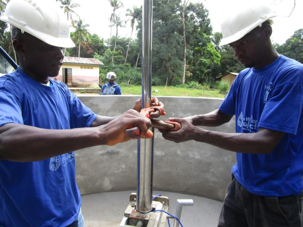 36 sierraleone5094 pump installation