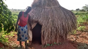 The Water Project : 4-ugandan-latrine-example