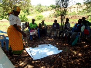 The Water Project : 5-kenya4470-training