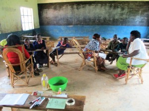 The Water Project : 5-kenya4623-training