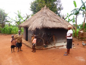 The Water Project : 6-uganda6073-household