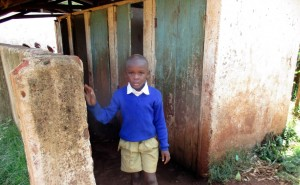 The Water Project : 8-kenya4626-latrine