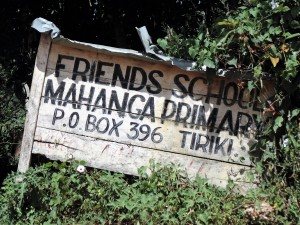 The Water Project : 1-kenya4638-school-sign