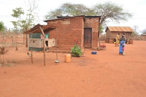 The Water Project : 10-kenya4499-household