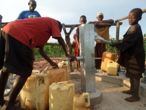 The Water Project : 11-uganda6073-water-flowing