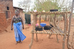 The Water Project : 13-kenya4499-household
