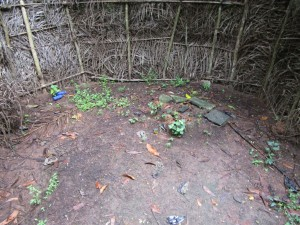 The Water Project : 13-sierraleone5095-inside-bath-shelter