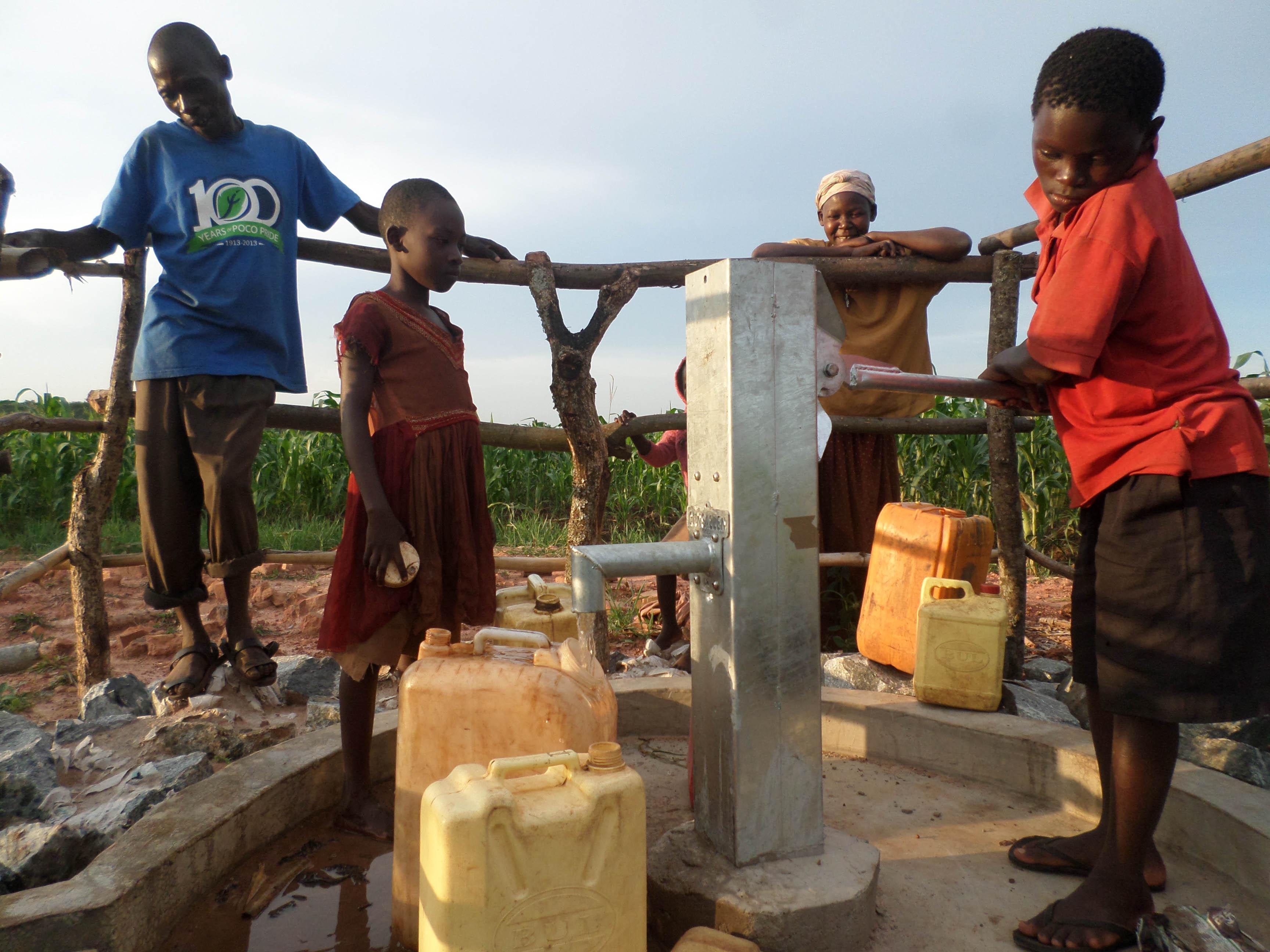 Nyakagando Community
