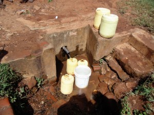 The Water Project : 14-kenya4636-water-containers