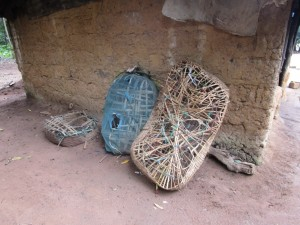The Water Project : 14-sierraleone5095-chicken-coop