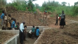 The Water Project : 14-uganda6074-protected-spring