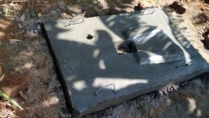 The Water Project : 15-kenya4585-sanitation-platform