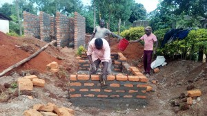 The Water Project : 17-kenya4626-latrine-construction
