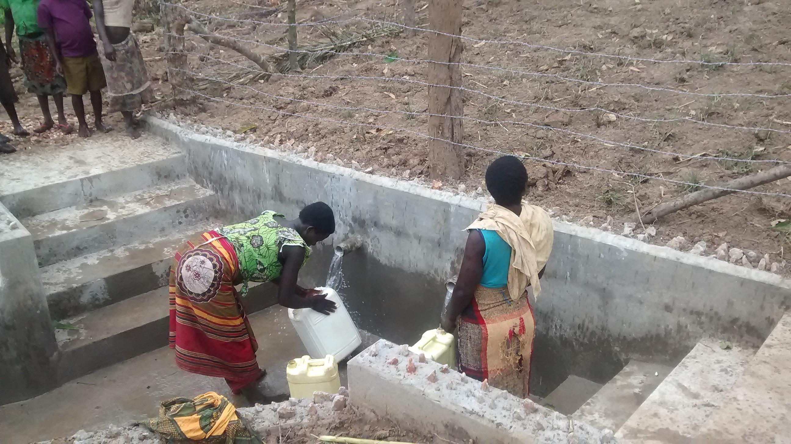 Rwempisi-Zakayo Community