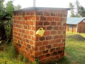 The Water Project : 18-kenya4643-teachers-latrine