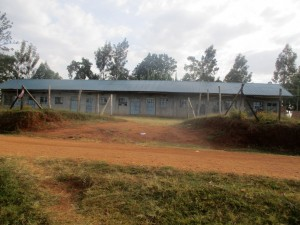 The Water Project : 2-kenya4643-school-entrance