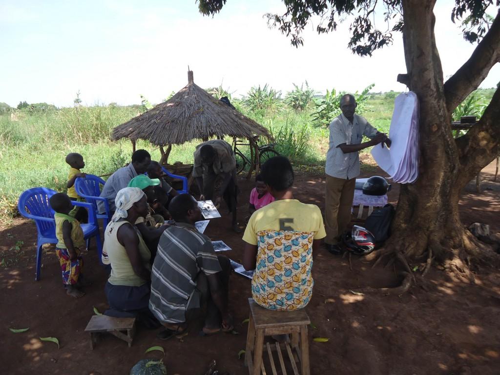2 uganda6070 training