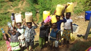 The Water Project : 23-kenya4590-protected-spring