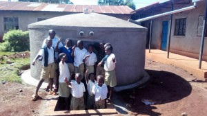 The Water Project : 24-kenya4626-finished-tank