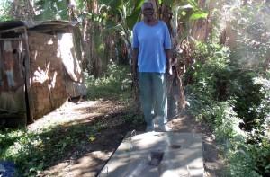 The Water Project : 27-kenya4589-sanitaiton-platform