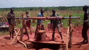 The Water Project : 3-uganda6073-construction
