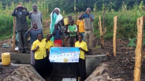 The Water Project : 33-kenya4589-spring-protection