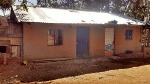 The Water Project : 4-kenya4705-traditional-home