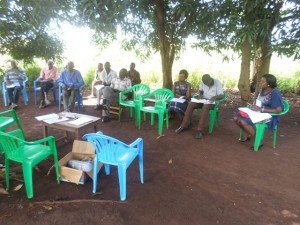 The Water Project : 4-uganda6069-training