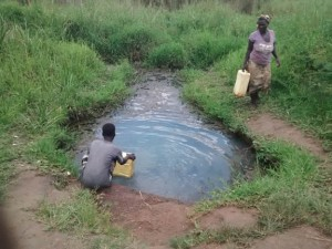 The Water Project : 4-uganda6078-surface-water