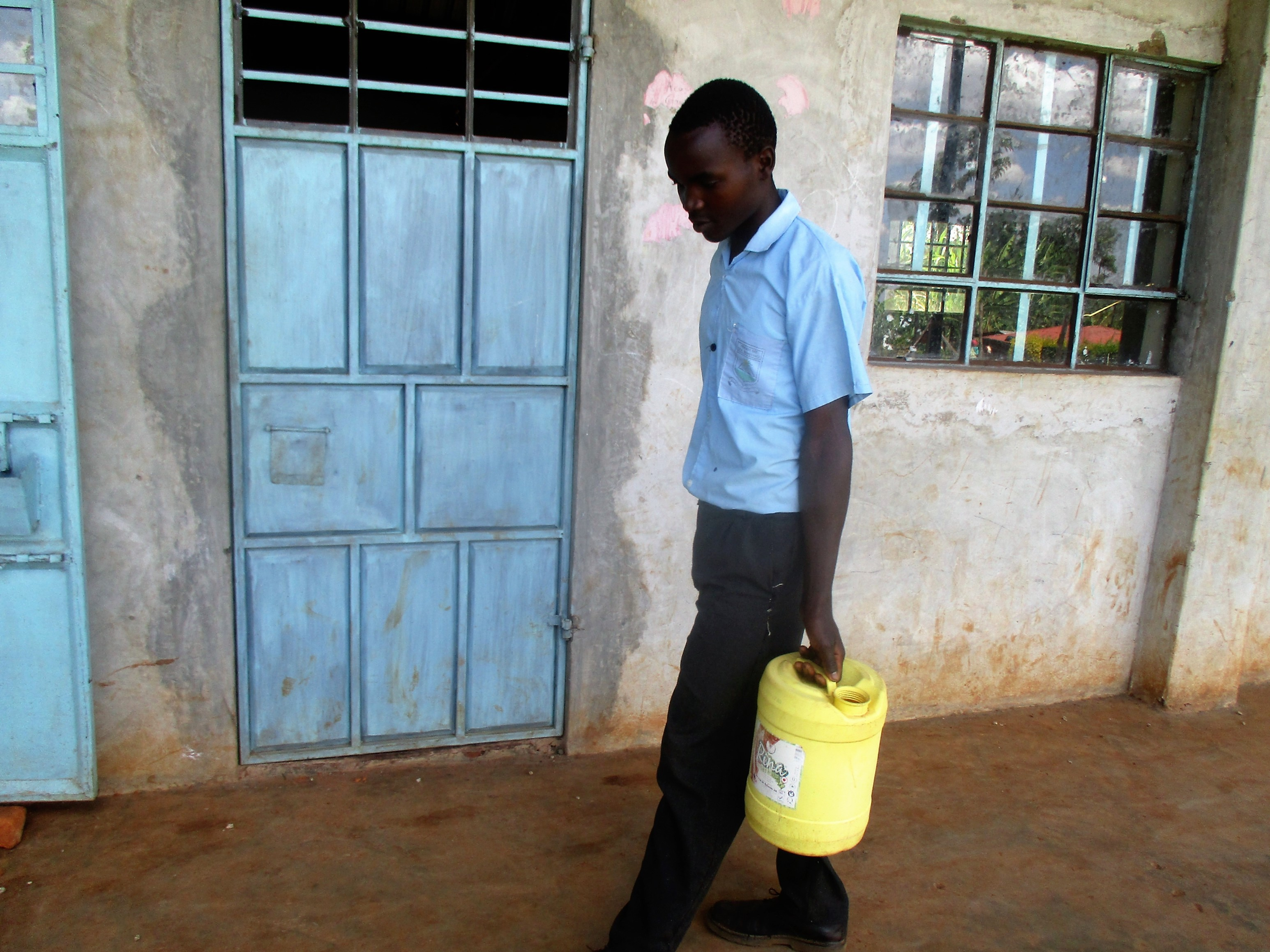 The Water Project : 5-kenya4643-water-from-home