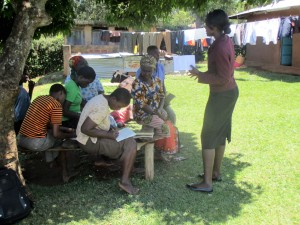 The Water Project : 6-kenya4591-training