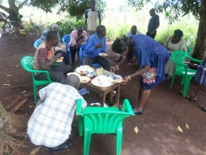 The Water Project : 8-uganda6069-training